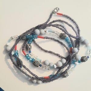 💕 5/10$ necklace or bracelet, beaded